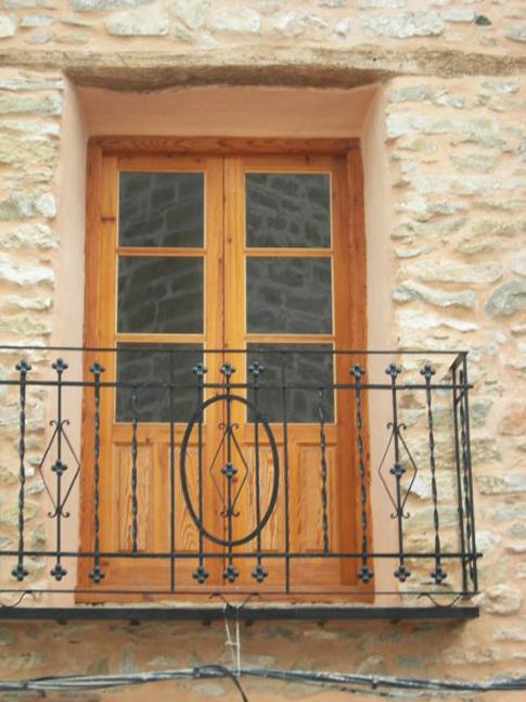 Casa Rural Celsa en Aras de los Olmos