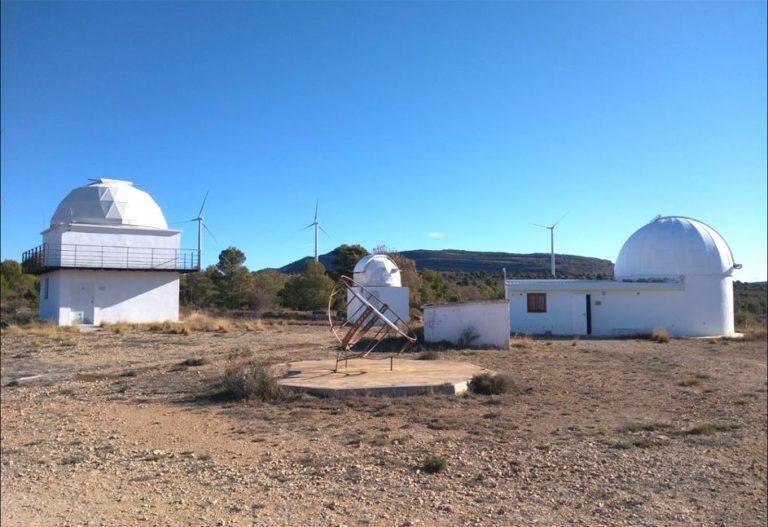 Centro Astronómico Alto Turia Aaras de los Olmos