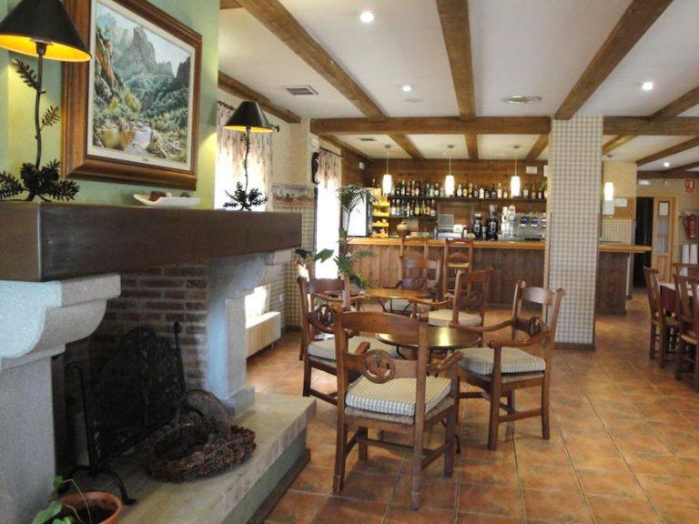 Restaurante las Sabinas