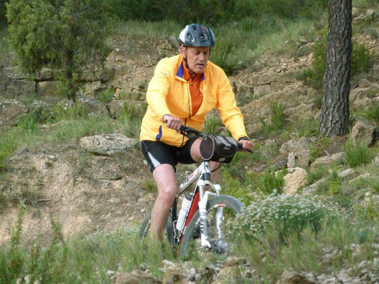 Rutas en bici Aras de los Olmos