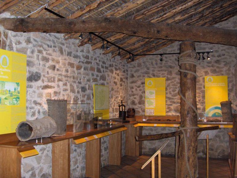 Almazara de la Cera del Ecomuseo de Aras