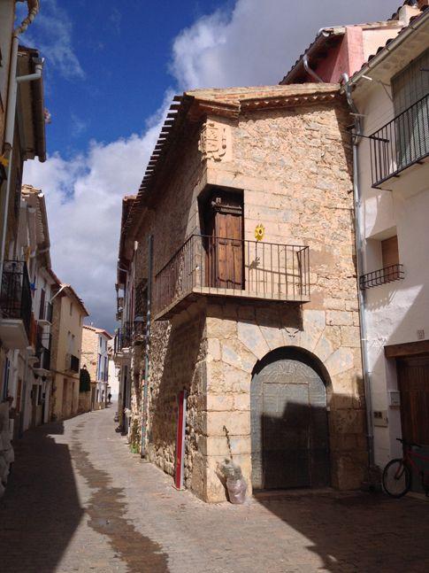 Casa balcón esquina Aras de los Olmos