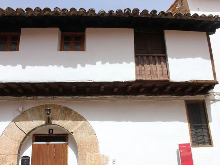 Casa de la Parra de Aras de los Olmos
