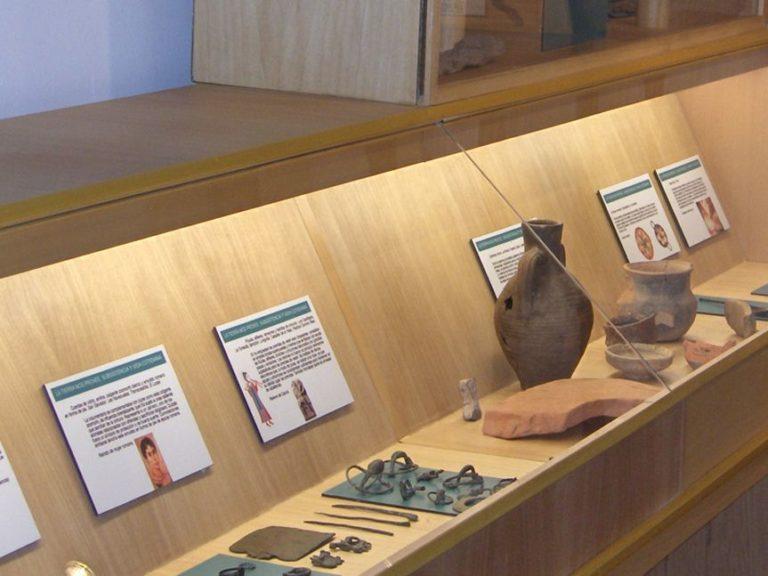 Colección Arqueológica del Ecomuseo de Aras de los Olmos