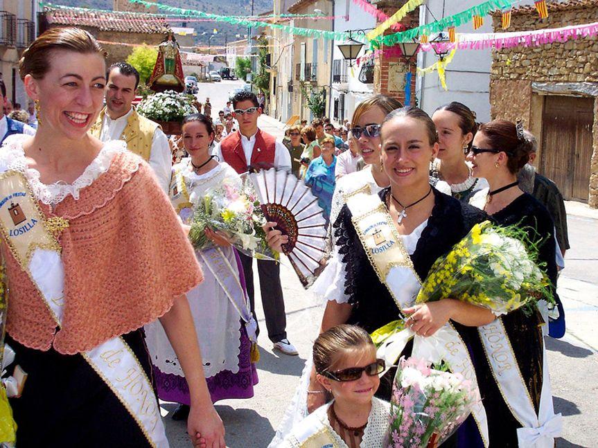 Fiestas de Losilla