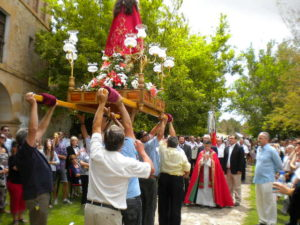 Fiesta Santa Catalina Aras de los olmos
