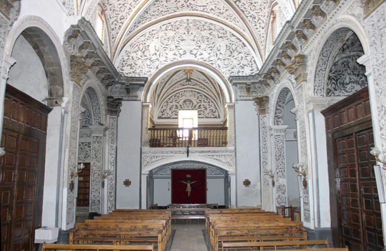 Iglesia de Nuestra Señora de los Ángeles de Aras de los Olmos