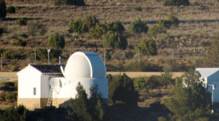 OAO. Observatorio de Aras de los Olmos