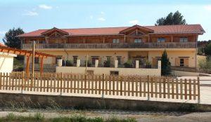 Hotel Aras Rural en Aras de los Olmos