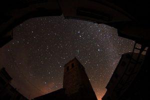 Aras de los Olmos se enmarca en una Reserva Starlight