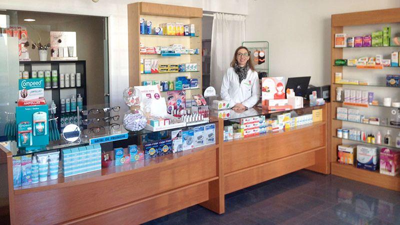 Farmacia María Isabel Quilis Aznar de Aras de los Olmos