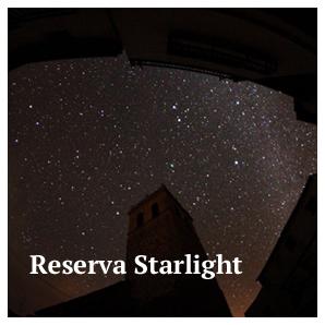 Reserva starlight - Aras de los Olmos