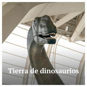 Tierra de dinosaurios - Aras de los Olmos