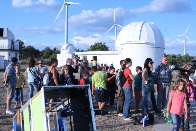 Observatorio CAAT jornada de puertas abiertas